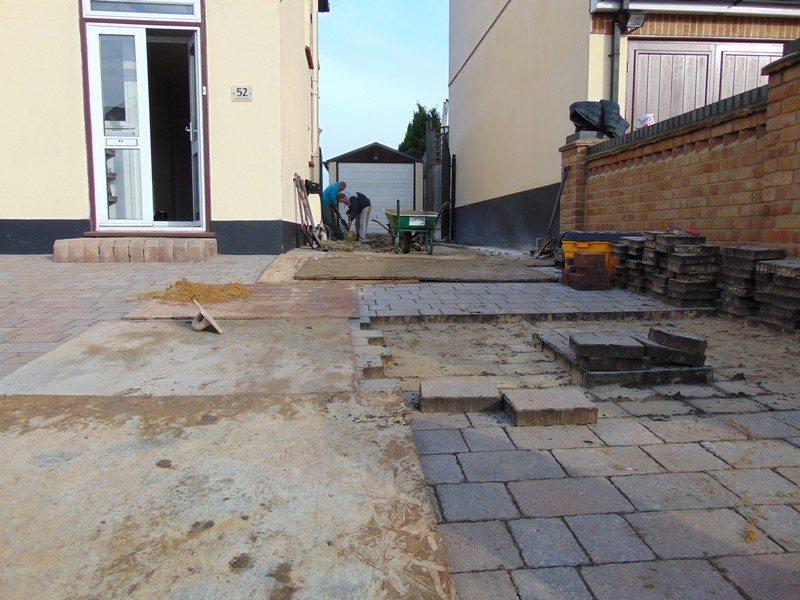 Driveway Block Paving Repairs
