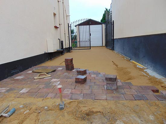 Driveway Extensions