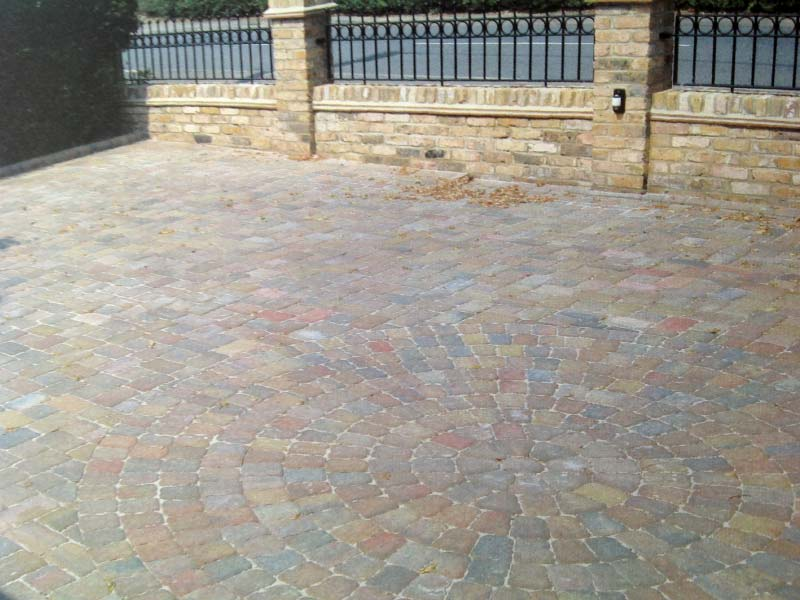 Essex Block Paving Driveways